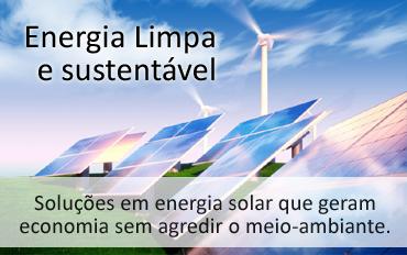 Energia Limpa e Sustentável