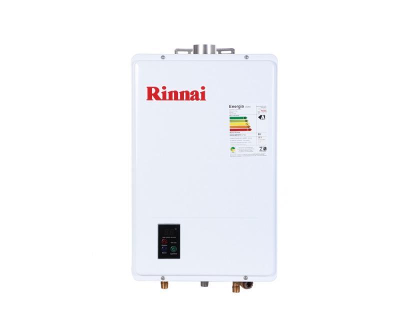 Distribuidor aquecedor rinnai