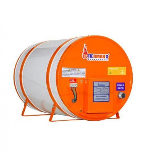 Aquecedor 250 litros Horizontal VT EPOXI